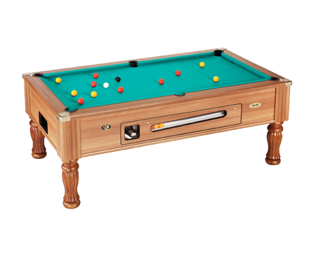 Ascot Coin Operated Pool Table