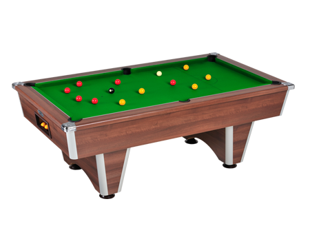 Elite Freeplay Pool Table