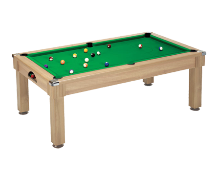 DPT Windsor Oak Pool Dining Table