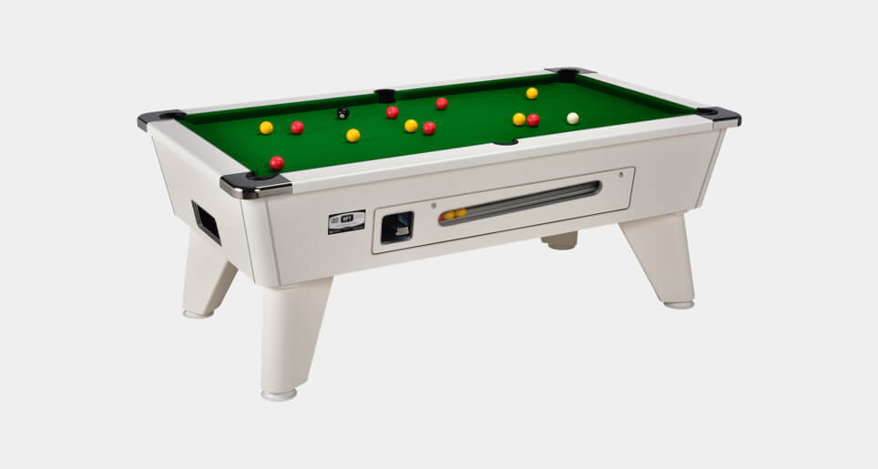 Outback Coin-Operated Pool Table