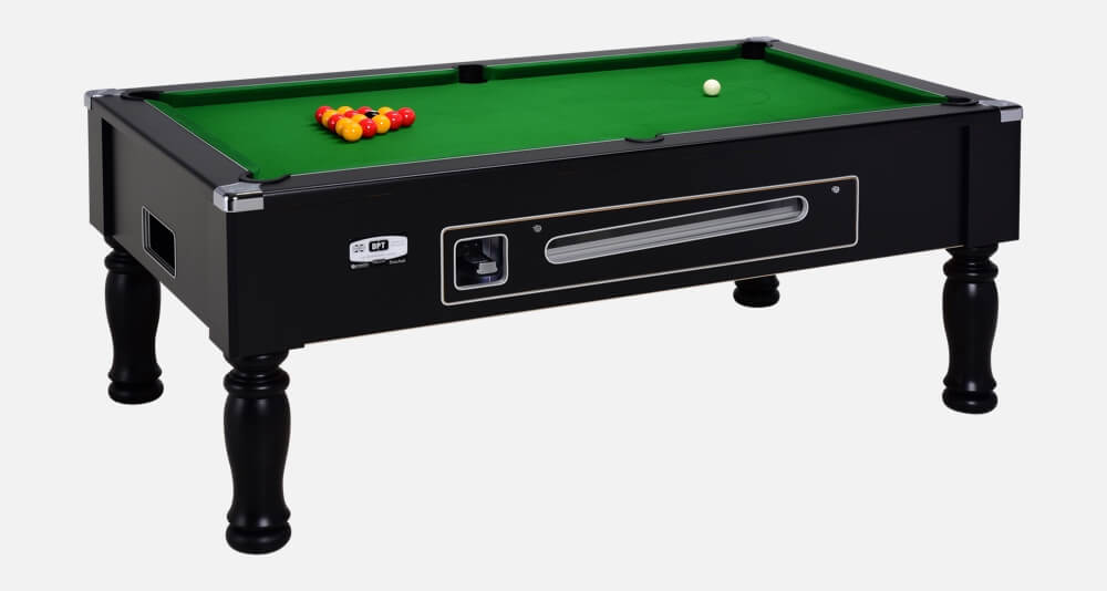 DPT Ascot coin operated pool table
