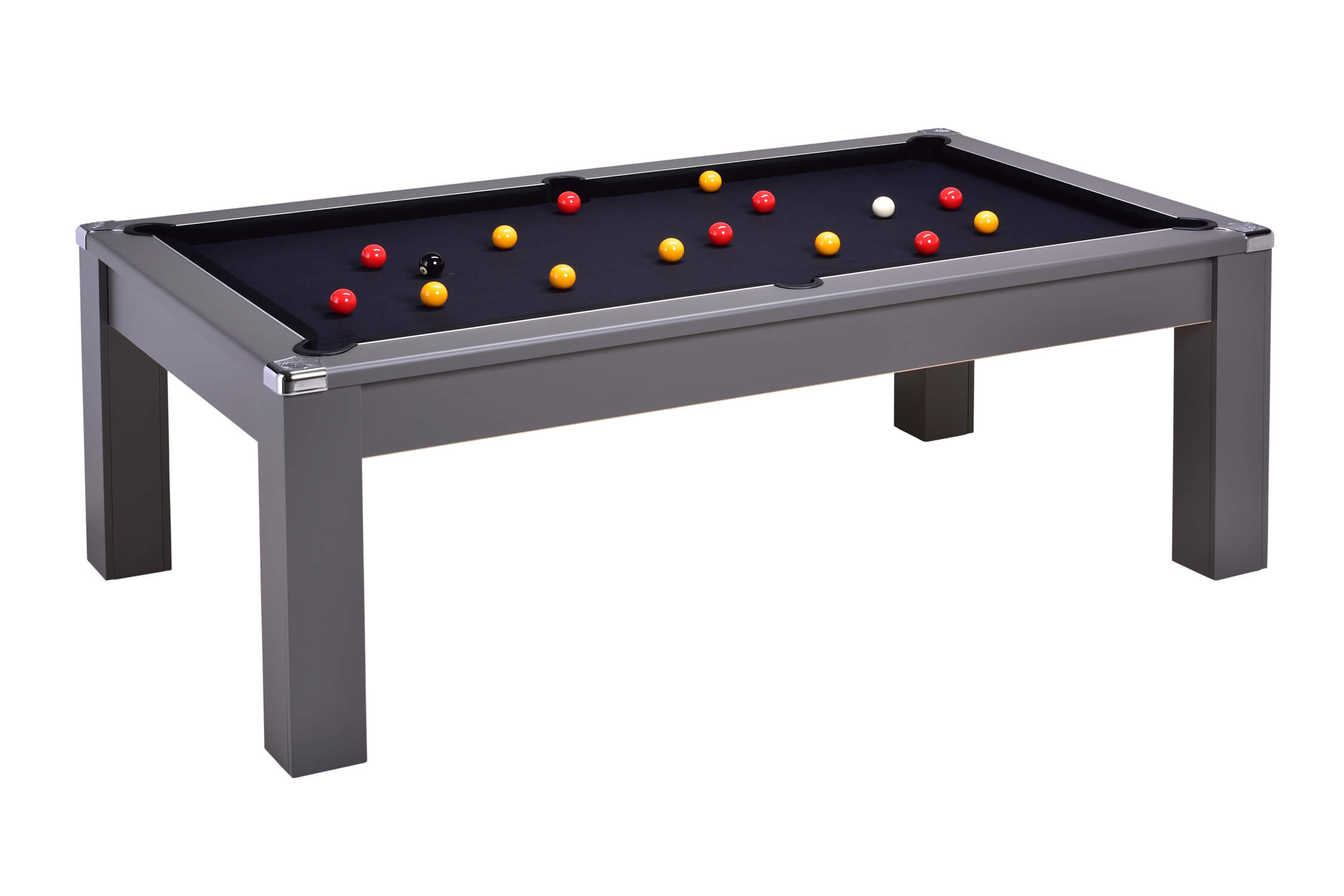 Avant Garde 2.0 Pool Dining Table – Onyx