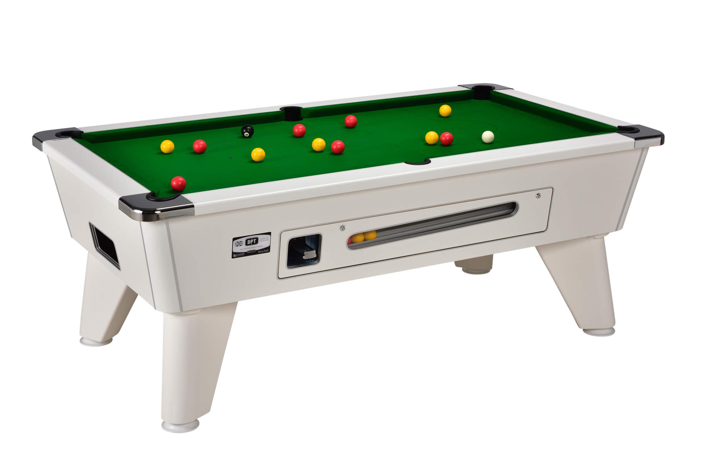Omega 2.0 Pool Table